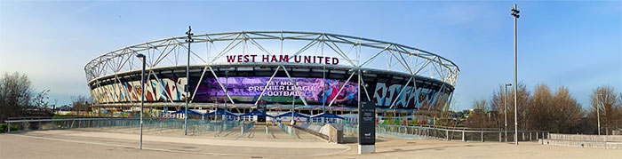 West Ham United FC - London Stadium